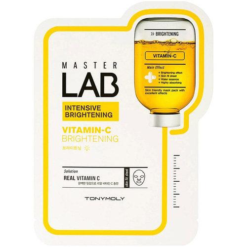 Маска для лица Tony Moly Master Lab Vitamin C с витамином С, 19 мл