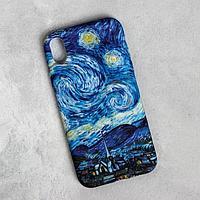 Чехол для телефона iPhone XR 'Ван Гог', 7,6 х 15,1 см