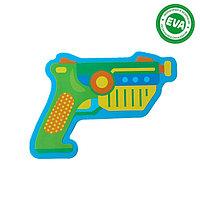 Игрушка для игры в ванной из EVA 'Пистолет 2'