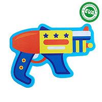 Игрушка для игры в ванной из EVA 'Пистолет 3'