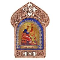 Икона 'Апостол Лука'. Помощь и защита художников и дизайнеров