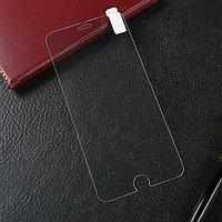 Защитное стекло 2.5D LuazON для iPhone 6 Plus/6S Plus (5.5'), полный клей