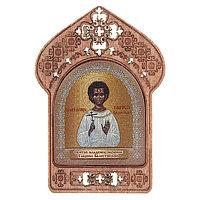 Икона 'Святой Гавриил Белостокский'. Помощь и защита детям