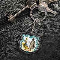 Брелок в форме герба 'Ижевск'