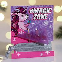Аксессуары для волос на подложке Magic Zone, 8 х 9,5 см