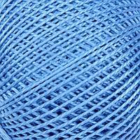 Нитки вязальные 'Ирис' 150м/25гр 100 мерсеризованный хлопок цвет 2608 (комплект из 10 шт.)