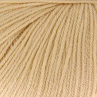 Пряжа 'Baby Wool' 20 кашемир, 40 меринос. шерсть, 40 акрил 175м/50гр (829 молочный)