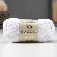 Пряжа 'Giza' 100 мерсеризованный хлопок 125м/50гр (2450)
