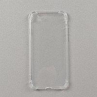 Чехол LuazON, для телефона iPhone 7/8, силиконовый, противоударный, прозрачный