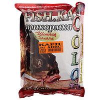 Прикормка Fish-ka Карп анис, вес 1 кг