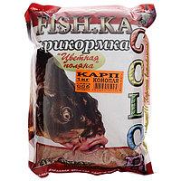 Прикормка Fish-ka Карп конопля, вес 1 кг