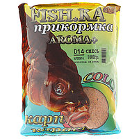 Прикормка Fish-ka Карп-Карась, вес 1 кг