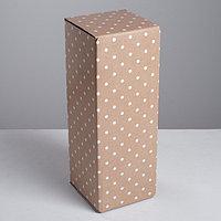 Коробка складная 'Крафт', 12 х 33,6 х 12 см