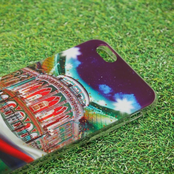 Чехол для телефона iPhone 6 'Екатеринбург. Дом Севастьянова' - фото 3