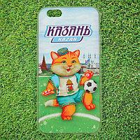 Чехол для телефона iPhone 6 'Казань. Кот'