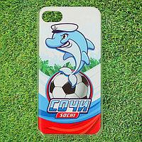 Чехол для телефона iPhone 7 'Сочи. Дельфин'