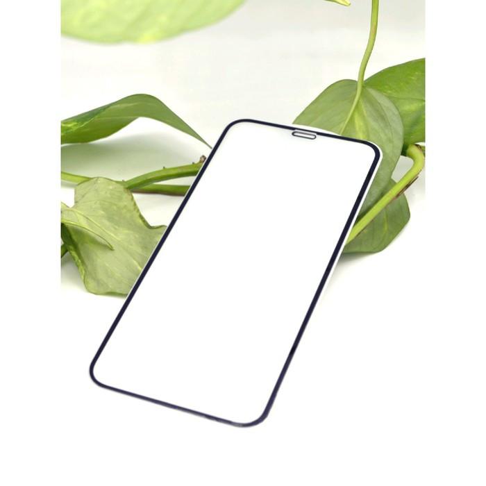 Защитное стекло Innovation 2D для Apple iPhone XR/11, полный клей, черная рамка - фото 2