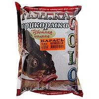 Прикормка Fish-ka Карась конопля, вес 1 кг