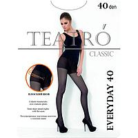Колготки женские Everyday 40 den, цвет чёрный (nero), размер 5