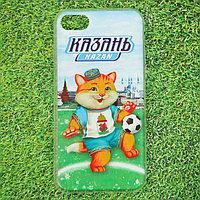 Чехол для телефона iPhone 7 'Казань. Кот'