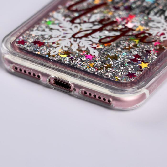 Чехол - шейкер для телефона iPhone 7,8 'Чудеса', 6,8 х 14,0 см - фото 2