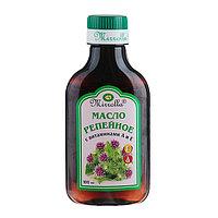 Репейное масло Mirrolla с витаминами А и Е, 100 мл