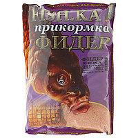 Прикормка Fish-ka Фидер-река, вес 1 кг