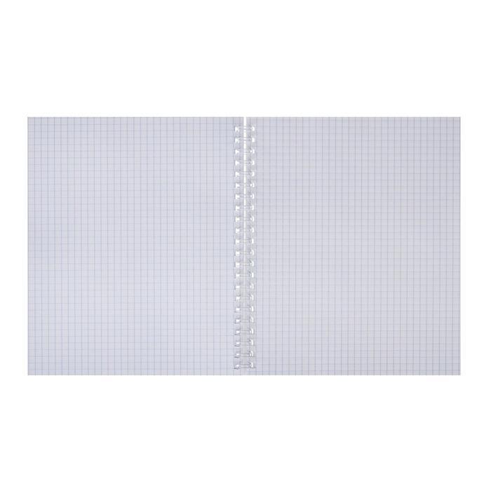 Тетрадь А5+, 96 листов в клетку, на гребне 'Эпоха открытий', обложка мелованный картон, глянцевая ламинация, - фото 3