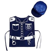Игровой набор 'Полицейский'