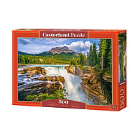 Пазл 'Водопад, Канада', 500 элементов