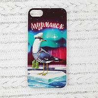 Чехол для телефона iPhone 7 'Мурманск. Чайка'
