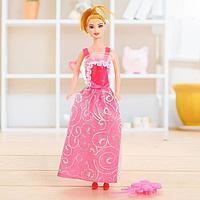 Кукла-модель 'Варя' с аксессуарами, МИКС