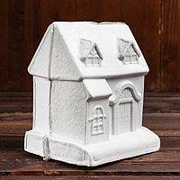 Основа для творчества и декорирования копилка 'Дом'