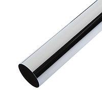 Труба для опоры мебельная 710*60 0,7 мм, хром /4/ (комплект из 4 шт.)