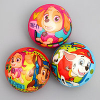 Щенячий патруль. Мягкий мяч 'Щенки-молодцы!' 6,3 см, МИКС (комплект из 12 шт.)
