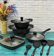 Набор каменной посуды Vicalina 12 предметов