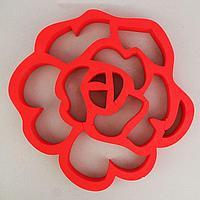 Декор из пенопласта 'Роза ажурная', 50 х 5 см