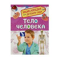 Энциклопедия для детского сада 'Тело человека'