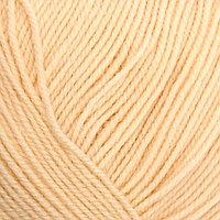 Пряжа 'Австралийский меринос' 95меринос. шерсть,5 акрил объёмный 400м/100гр (442-Натурал)