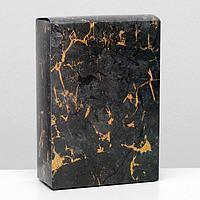 Коробка складная 'Золото', 16 x 23 x 7,5 см (комплект из 10 шт.)