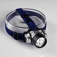 Фонарь налобный светодиодный 'Мастер К.' MHB-W05D3 (0.5 W, 3 AAA)