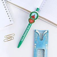 Ручка с фигурным держателем 'Челябинск'
