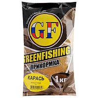 Прикормка Greenfishing GF 'Карась' 1 кг