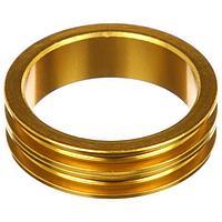 Кольцо проставочное 1-1/8'х10мм SPACER-R, алюминий, цвет золотой