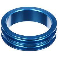Кольцо проставочное 1-1/8'х10мм SPACER-R, алюминий, цвет синий