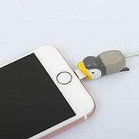 Протектор для провода 'Пингвин', 4 х 2 см