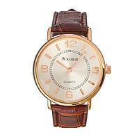 Часы наручные женские 'KX - классика' d3,5 см, микс