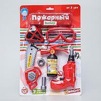 Набор пожарного ФИКСИКИ 'Фикси-набор' цвет МИКС