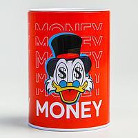 Копилка 'MONEY', Disney 6,5 см х 6,5 см х 12 см