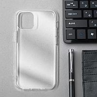 Чехол Innovation, для Apple iPhone 12 mini, силиконовый, прозрачный
